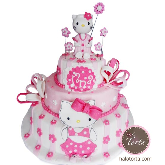 Hello Kitty velika torta
