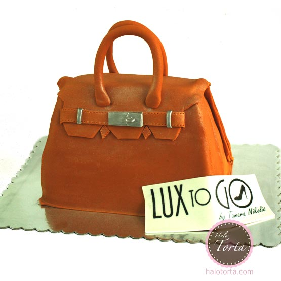 Lux to Go torta