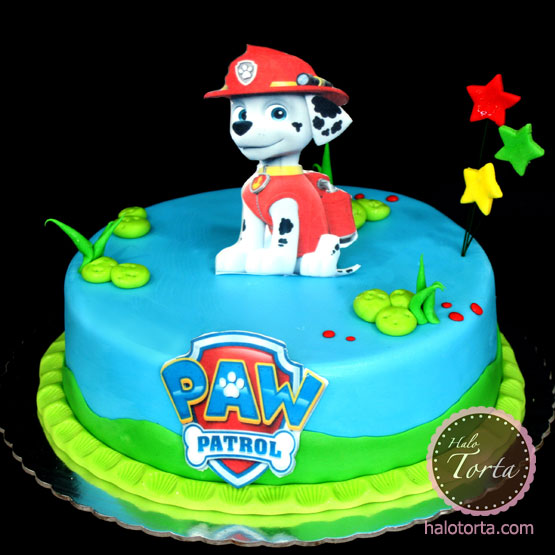 Torta Paw Patrol Picture Of Fantasia Cake Design Vicenza
