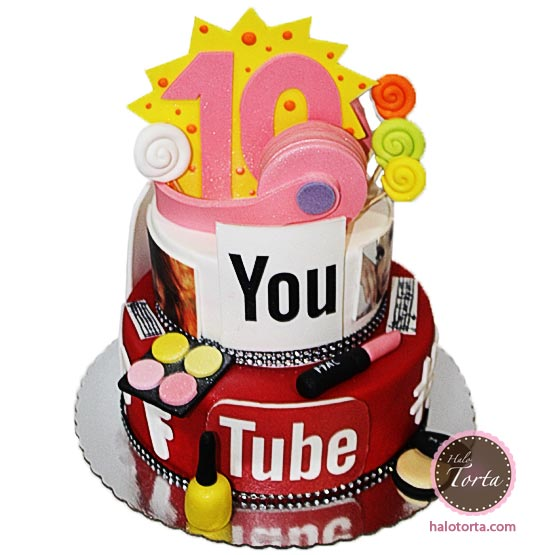 Spratna torta Youtube